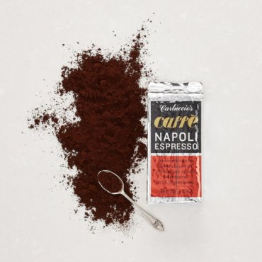Napoli Espresso Ground Coffee 250g Sold by Carluccio's
